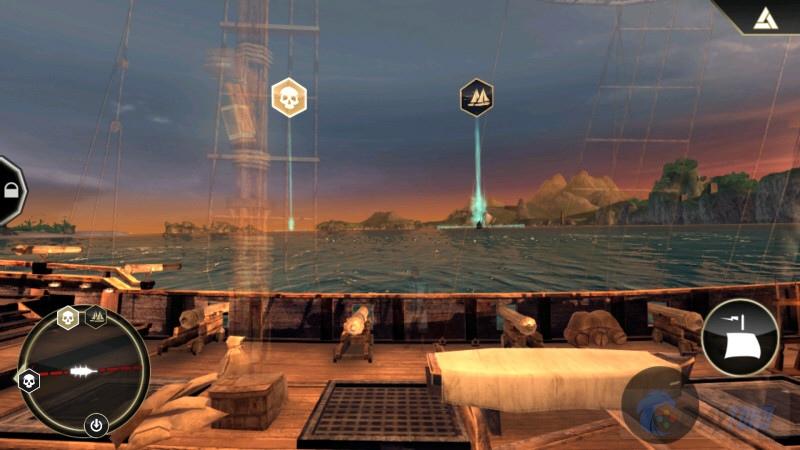 Assassin S Creed Pirates Kapal Miring Kapten Playtoko