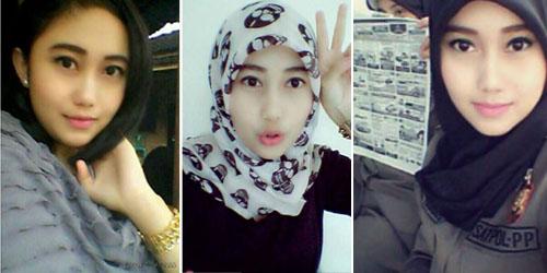 Nurul, Habibah Satpol PP, Nurul Habibah, Facebook Nuruk Habibah, photo nasir Nurul Habibah