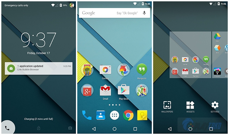 Inilah List Smartphone Yang Akan Mendapatkan Update 'Android 5.0 Lollipop'