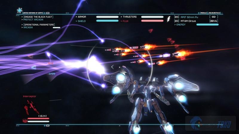 Strike Suit Zero - Game Perang Bintang Buat Kamu Fans ...