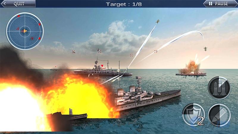 Review Sea Battle :Warships - Game Kapal Perang Yang Bisa ...