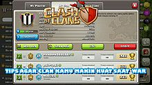 android, ios, coc, clash of clans, tips dan trik, Clan, leader, co-leader