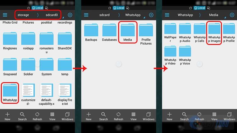 Tips Cara Mudah Untuk Menyembunyikan Foto Foto Dari Whatsapp Di Galeri Playtoko