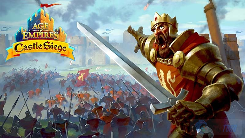 Of clans dengan judul klasik age of empires castle siege playtoko