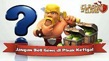 clash of clans, tips clash of clans, trik clash of clans, gems, google, gamecenter, gem, tips gems, tips gem, coc, android, ios, game android, game ios, game mobile, game gratis, tips main game