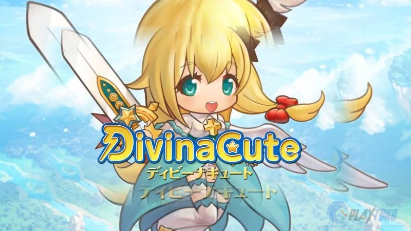 DivinaCute Game RPG Dengan Karakter Anime Imut Akan Hadir Di Jepang