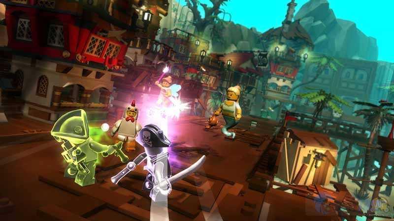 LEGO Minifigures Online Akan Mendarat di Platform Mobile Minggu ...