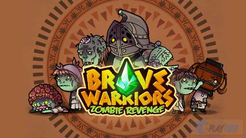 Brave Warriors: Zombie Revenge – Game terbaru dari Touchten yang