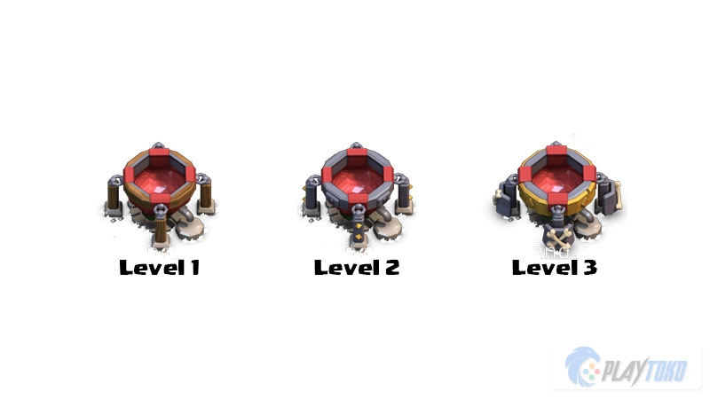 clash of clans spell factory - photo #4