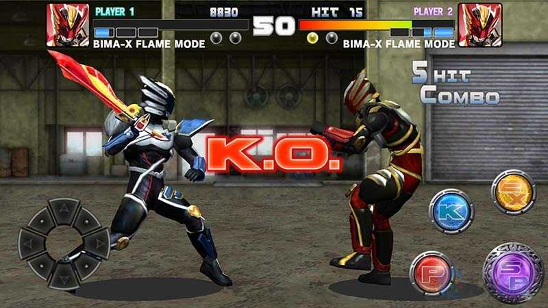 X fight
