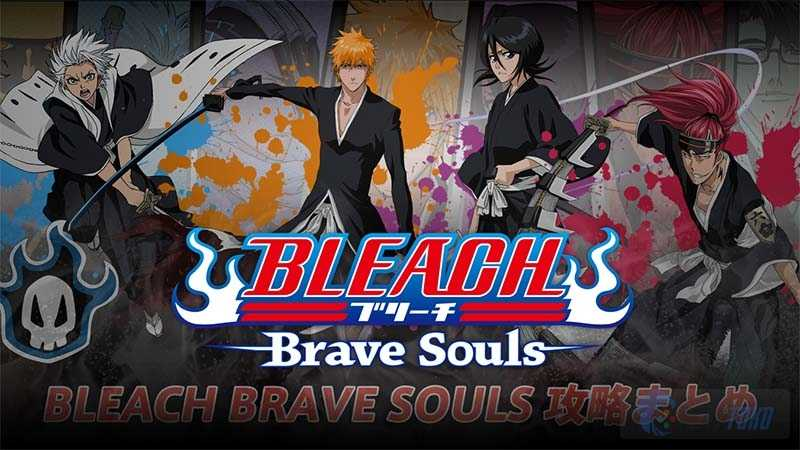 Tema Anime Bleach Untuk Android Brave Souls Sudah Hadir Di Dan Ios Loh