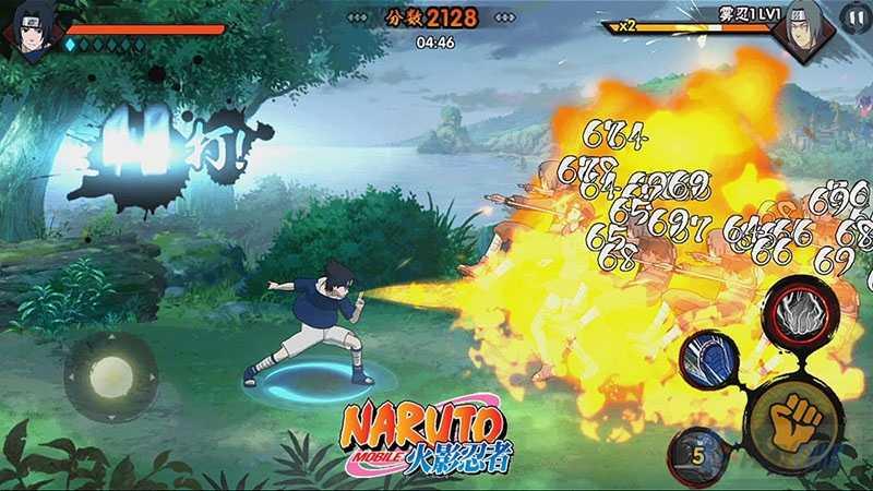Download Anime Dari China Naruto Mobile Game Action Rpg Dengan Franchise