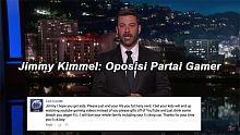 jimmy kimmel, mario teguh, youtube gaming, twitch