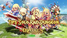 Dragonica, dragonica mobile, line dragonica mobile, game mobile, game ios, game android, android, ios, mmorpg, rpg, tips trik dragonica, trik dragonica, raid