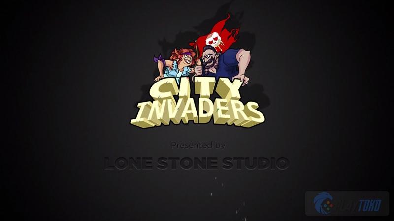 City игры на андроид City Invaders